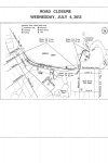 bayfront road closure map