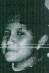 close-up of teen