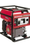 red and black generator