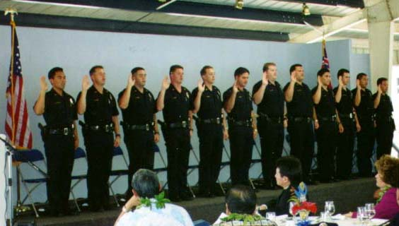 59th Police Recruit Class