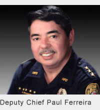 Image of the Deputy Chief