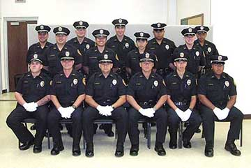 Photo: 72nd Recruit Class in uniform