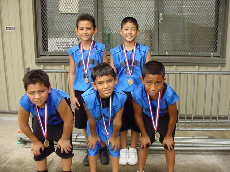 Photo of 9-10 Champs