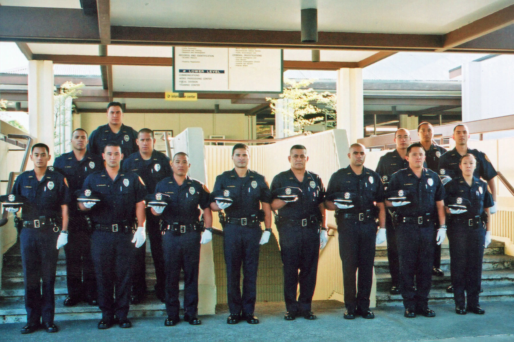 Photo of 64th Recruit Class