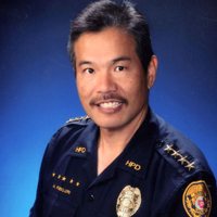 Police Chief Harry S. Kubojiri
