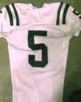 Jersey - green on white