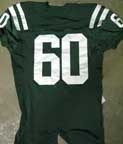 Jersey - white on green