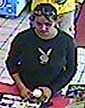 Image: female suspect