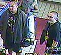 Image: two male suspects