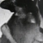 Surveillance image of suspect